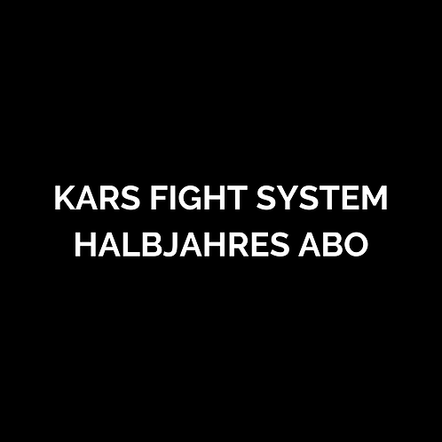 KARS Fight System Halbjahres Abo