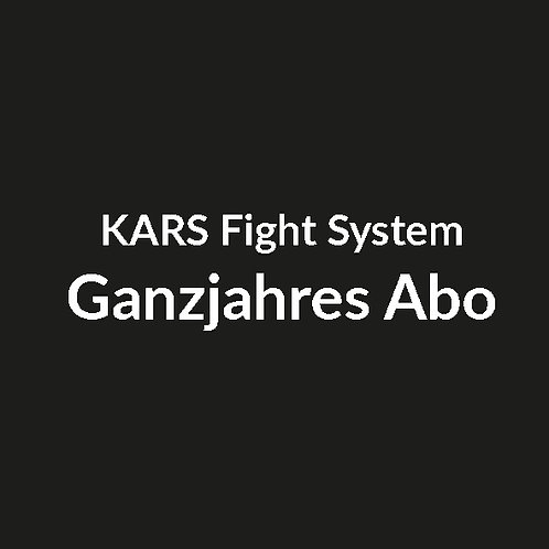 Fight System Ganzjahres Abo