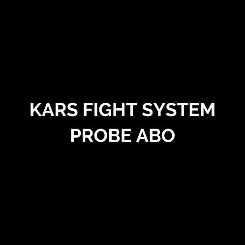 KARS Fight System Probeabo 1 Monat
