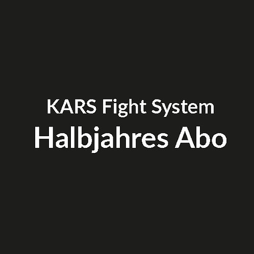Fight System Halbjahres Abo