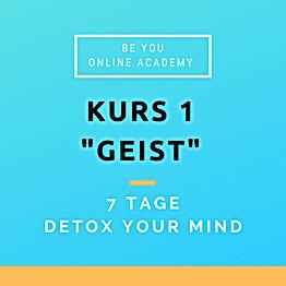 Kurs 1 Geist Marco Lehmann