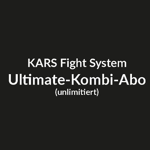 Ultimate-Kombi-Abo 1 Jahr (Fight System & Zusatz)