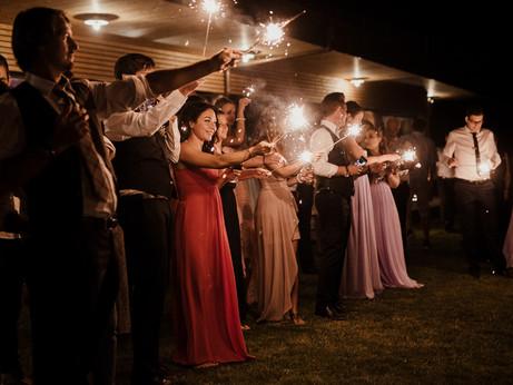 """Hochzeit - """"let love sparkle"""""""