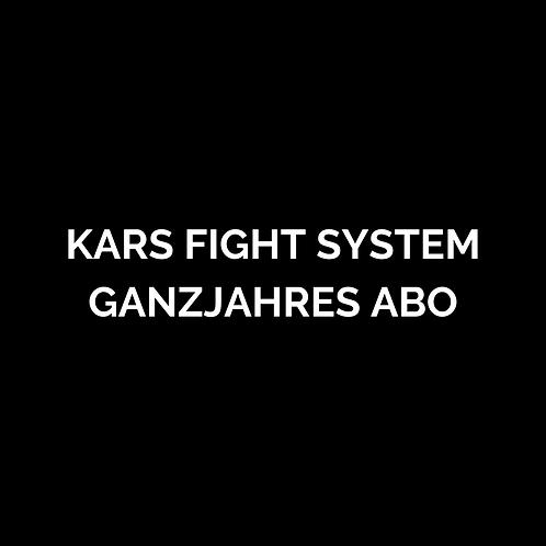 KARS Fight System Ganzjahres Abo