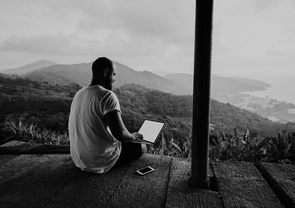 Digitales Business, Marketing, Digitale Nomaden