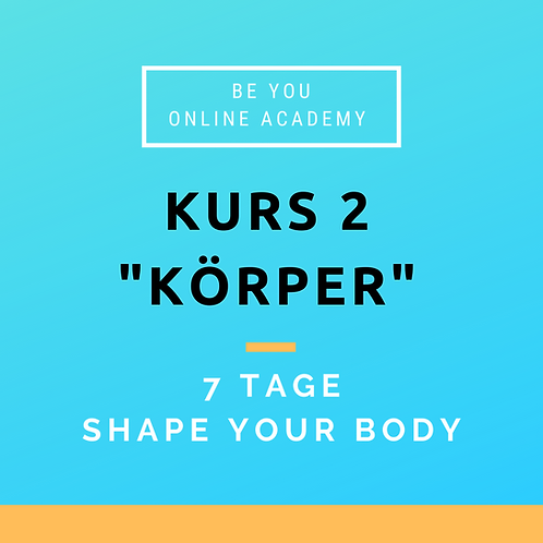 "Kurs 2 ""Körper"" 