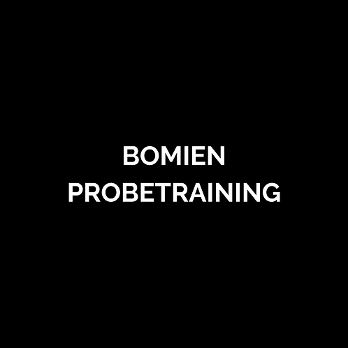 BOMIEN Probetraining (Qi Gong, Yoga oder Meditation)