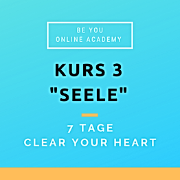 Kurs 3 clear your heart