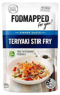 Teriyaki Stir Fry Simmer Sauce 200g