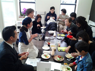 ■「食育キッチン」 ~マヨネーズを手作り~