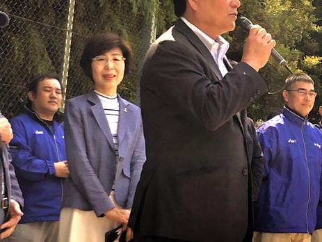 ■なごやかクラブのグランドゴルフ大会が開催されました