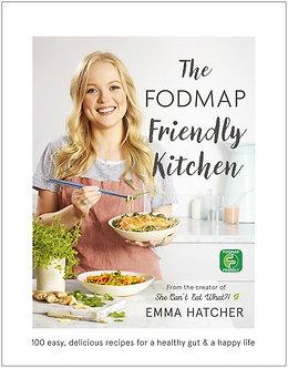 The FODMAP Friendly Kitchen Cookbook - low fodmap foods