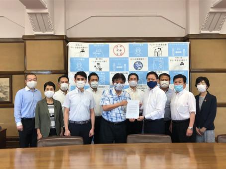 7月に入り、名古屋市でも新型コロナ感染者が急増し市民の方からPCR検査への要望も増えています