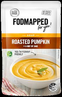 Pumpkin + A Hint of Sage low fodmap diet soup 500g