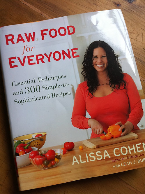 Raw Food for Everyone Book