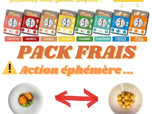 Pack FRAIS