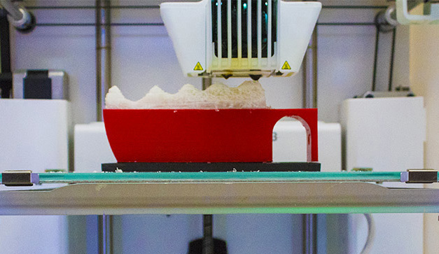Sequential Support: 3D Printing Dissolvable Support Material for Time-Dependent Mechanisms