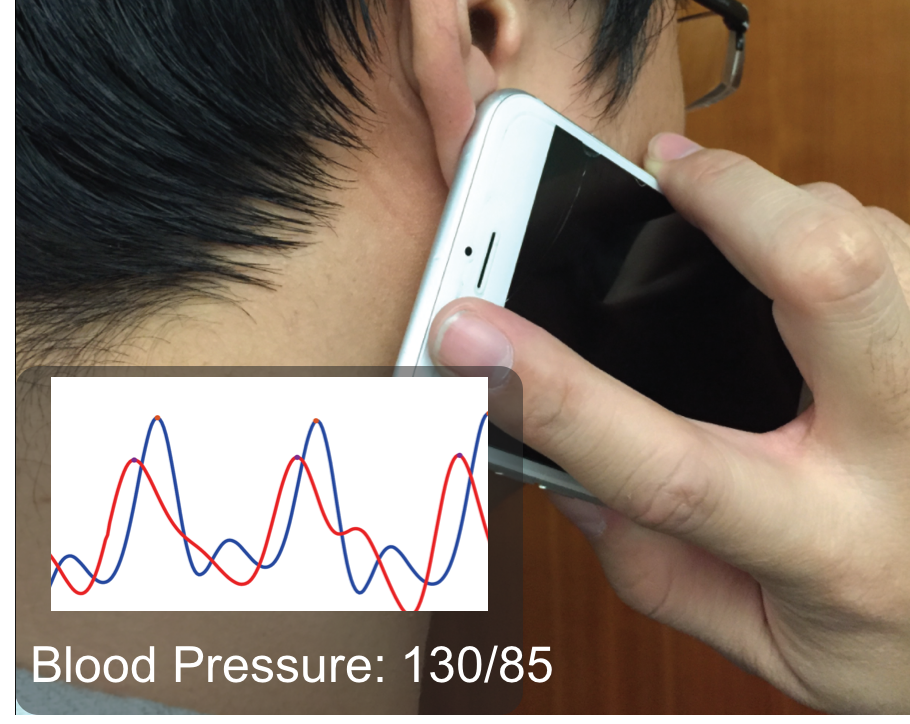 Seismo: Blood Pressure Monitoring using Built-in Smartphone Accelerometer and Camera