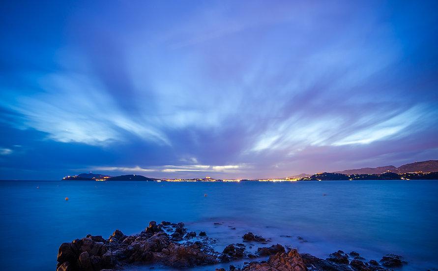 Lumières bord de mer