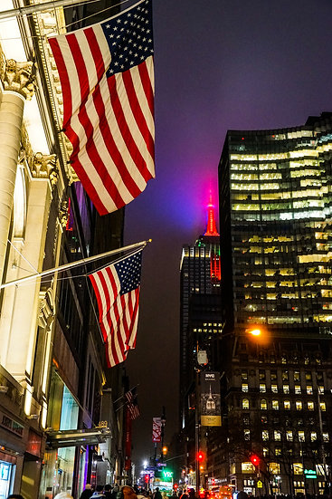 NYC flags 1