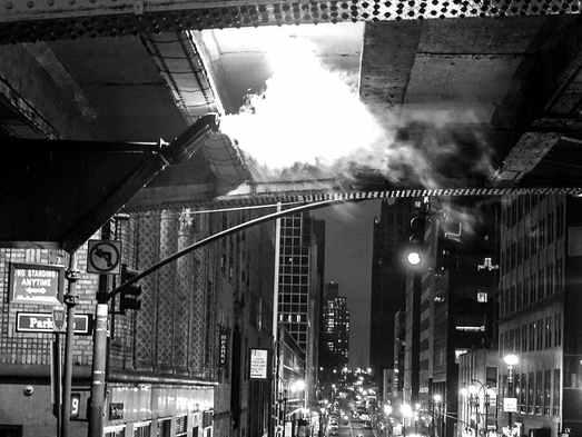 New York City by night 1 NB