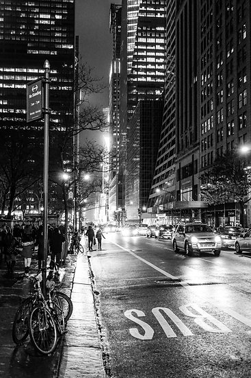 New York City by night 2 NB