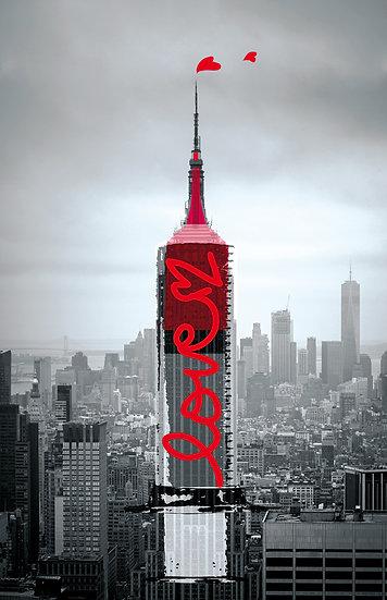 Shooting love in NY City