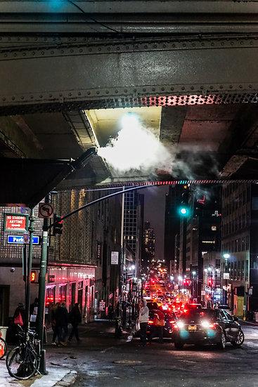 New York City by night 1