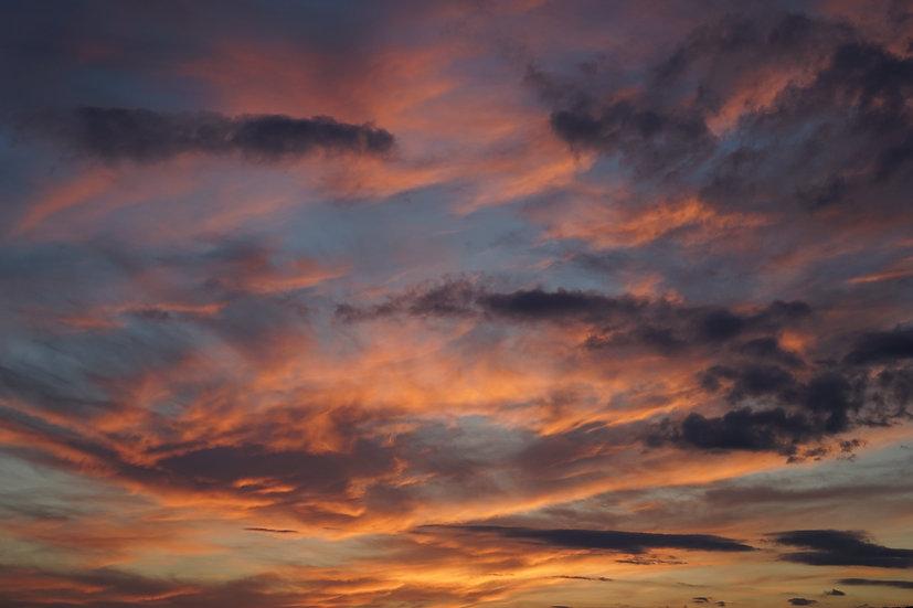 Coucher de nuages 1