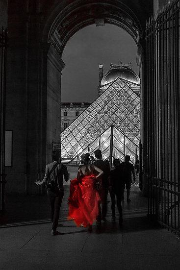 La fille en rouge 2