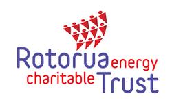 Logo Rotorua Energy Charitable Trust