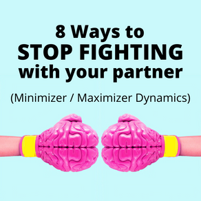 8 Ways to Stop Fighting with your Partner