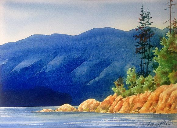 Sunny Island Rocks