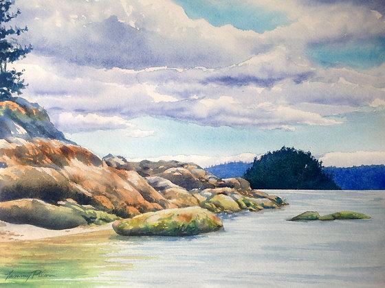 Twin Island Rocks