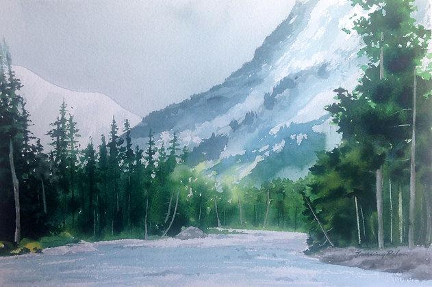 Elaho River - Stoltmann Valley