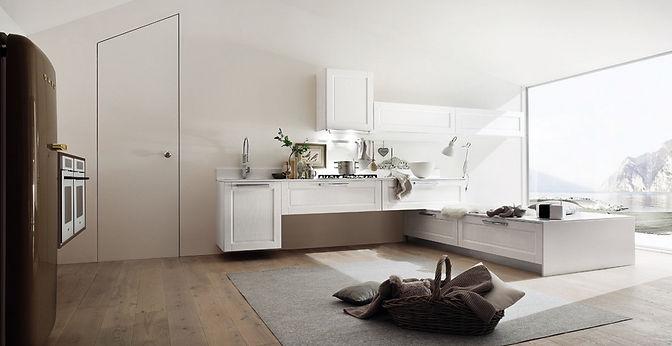 Cucina moderna,cucina moderna Padova,vendita cucine Piove di Sacco,cucina telaio,cucina bianca shabby chic