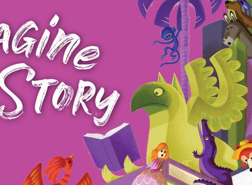 Summer Reading 2020: Imagine Your Story FAQ