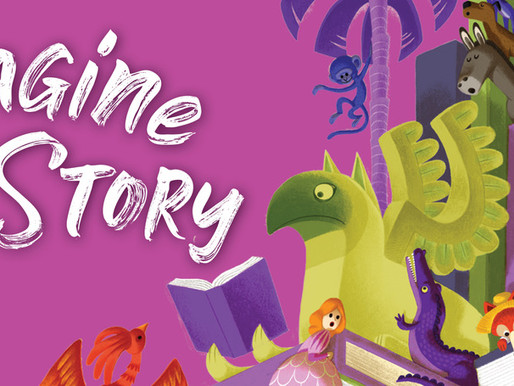 Summer Reading 2020: Imagine Your Story FAQ