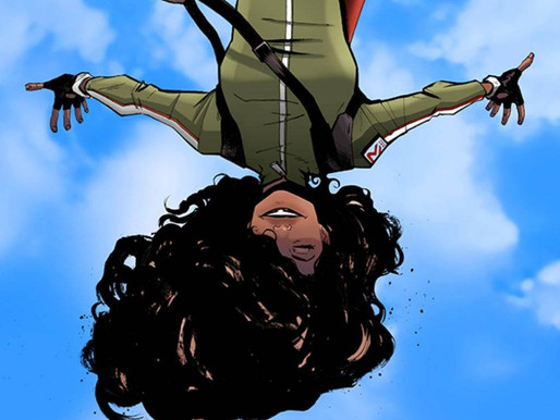 Teenage Graphic Novel Society: Skyward Volume 1 by Joe Henderson