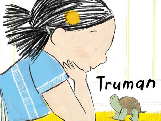 Picture Book Review: Truman by Jean Reidy