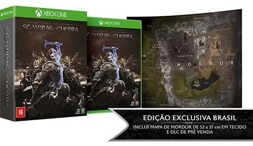 Edição Limitada  Xbox ONE