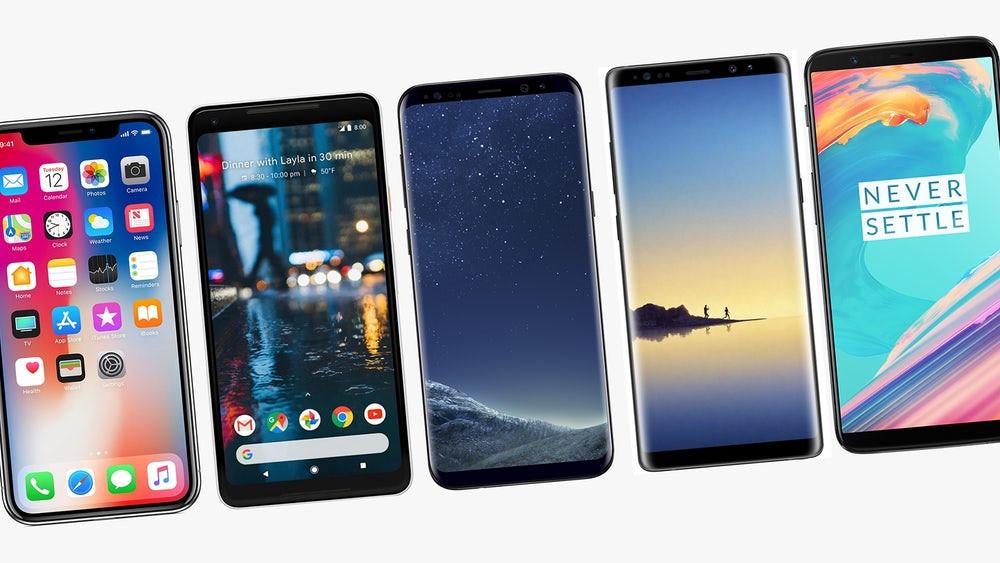 Melhores SmartPhones 2017