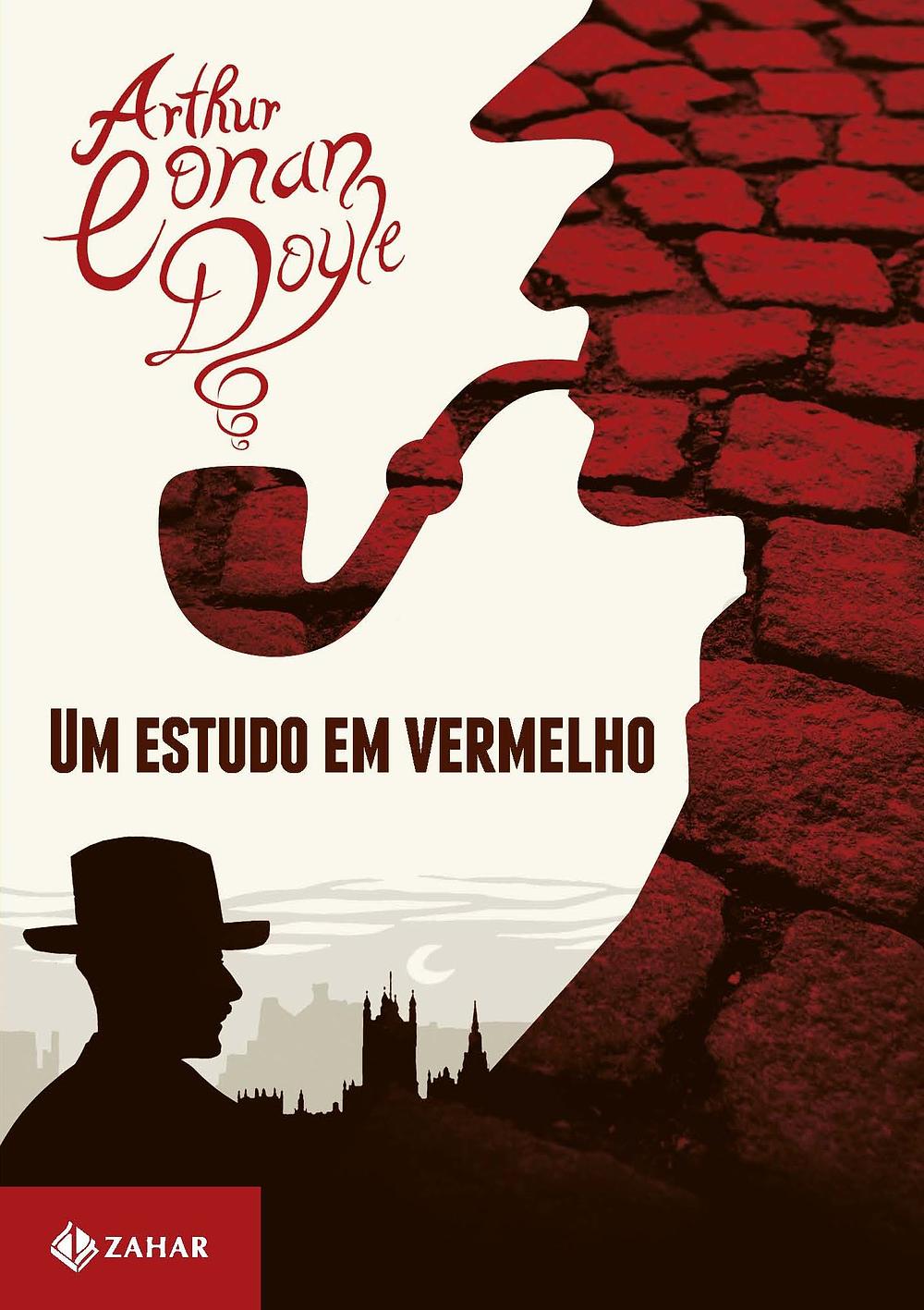 Um estudo em vermelho Sherlock Holmes