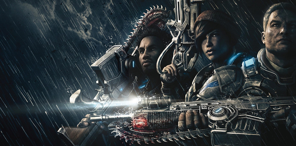 Gears of War 4 - LincaNet