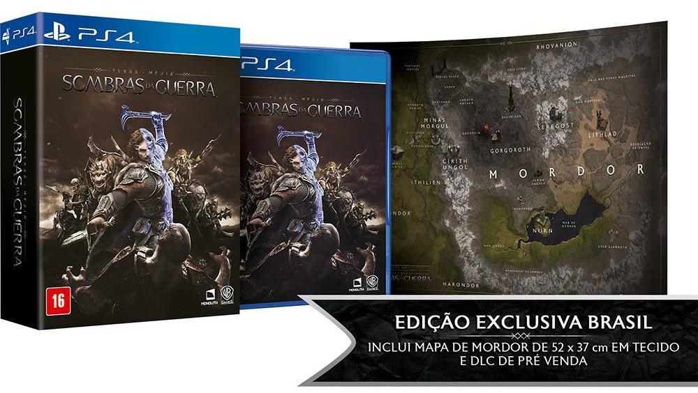 Edição Limitada PS4
