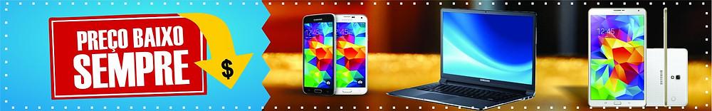 Celular e Smartphone é na LincaNet