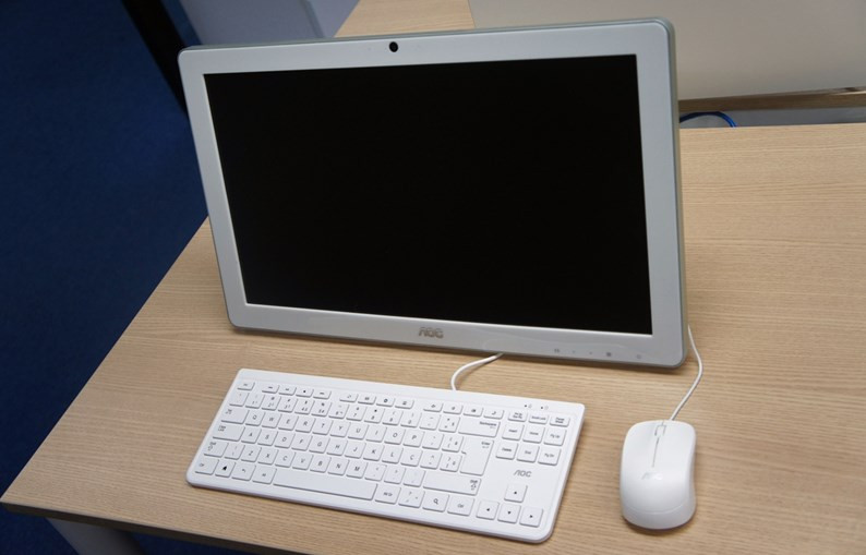 Computador All in One