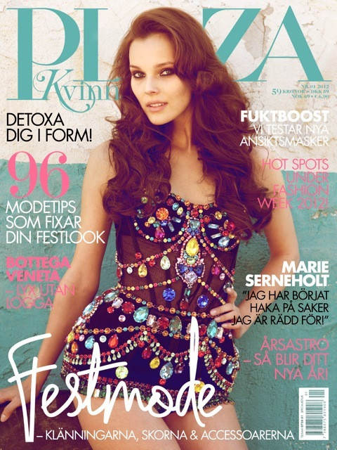 Plaza Kvinna magazine