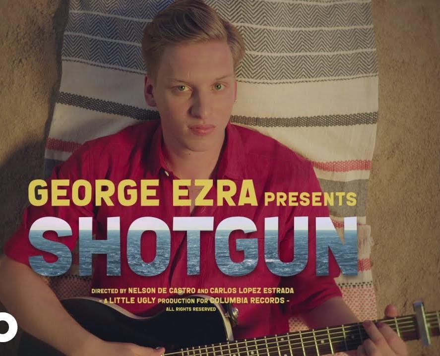 George Ezra 'Shotgun'