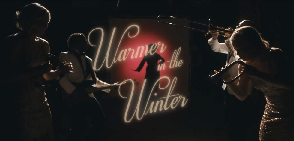Lindsey Stirling 'Warmer in the Winter'